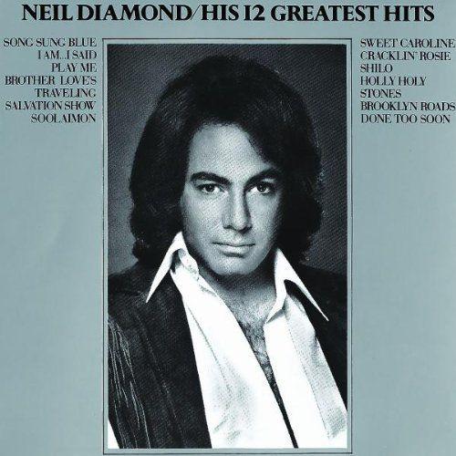 Album Covers For Neil Diamond