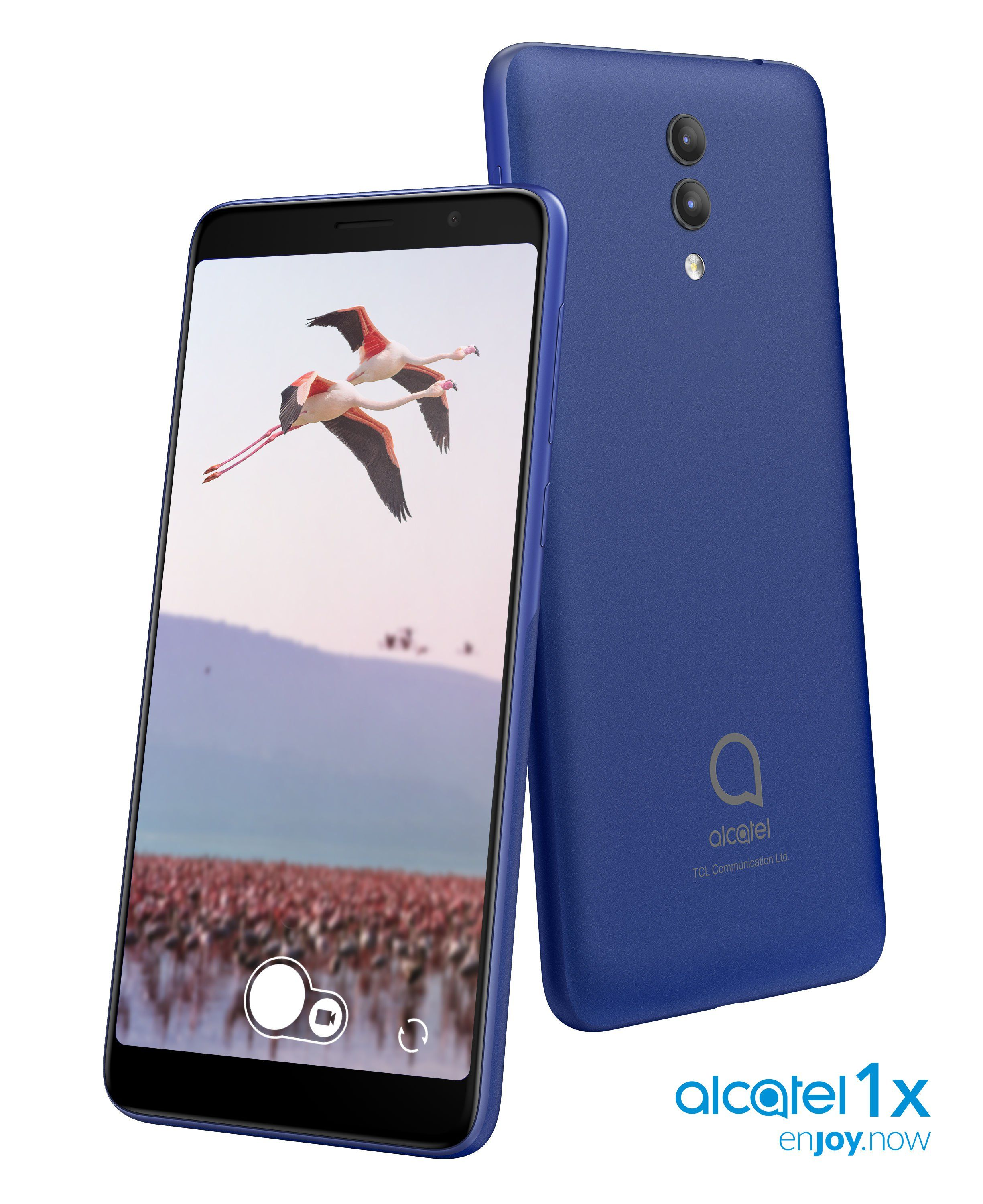 TCL Communications intros Alcatel 1X (2019) and Alcatel 1C