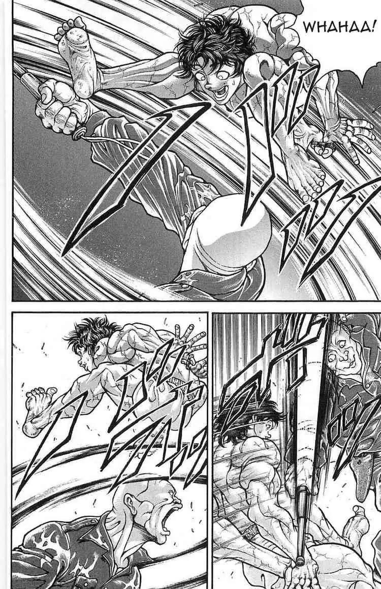 BakiHanma Baki, Vol.4, Chapter 27 Fighting Baki Manga