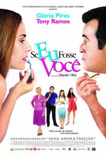 Um Filme De Daniel Filho Com Tony Ramos Gloria Pires Claudio