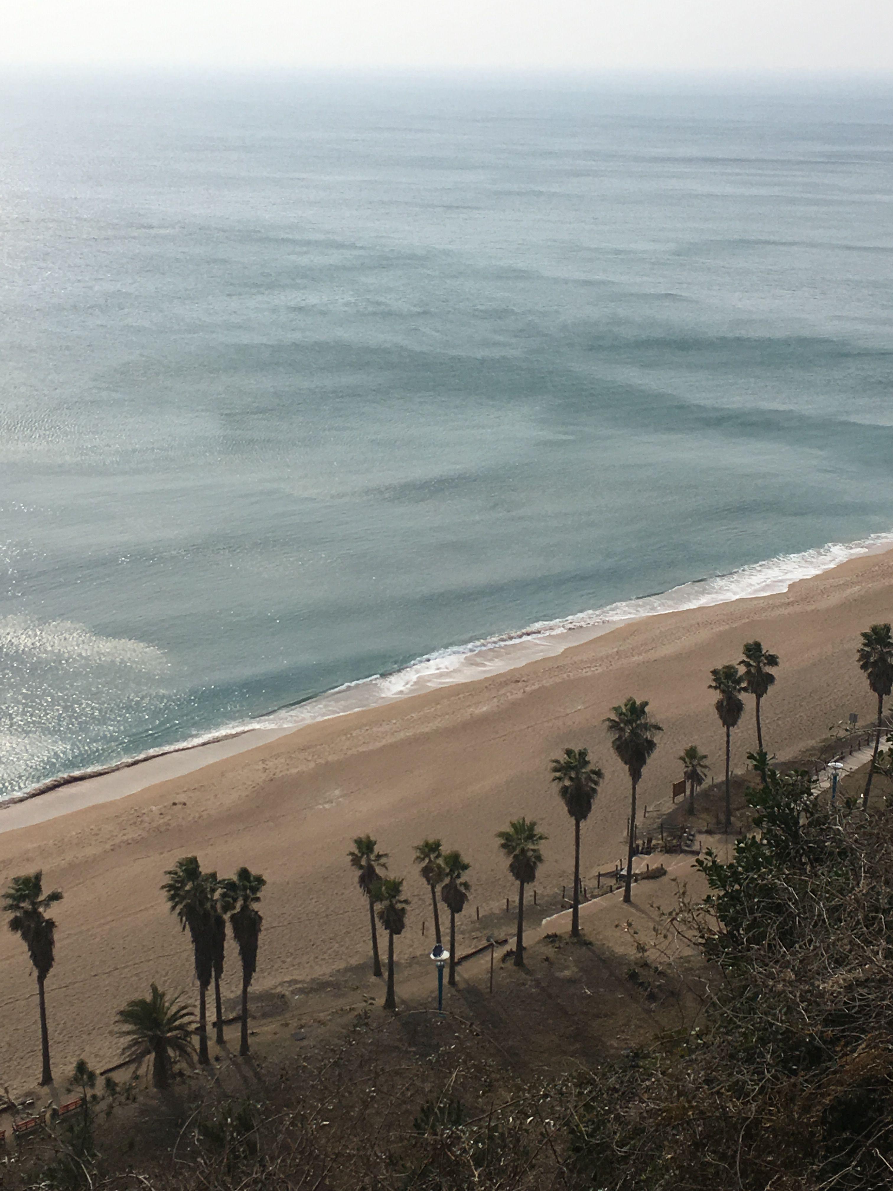 색달 해변