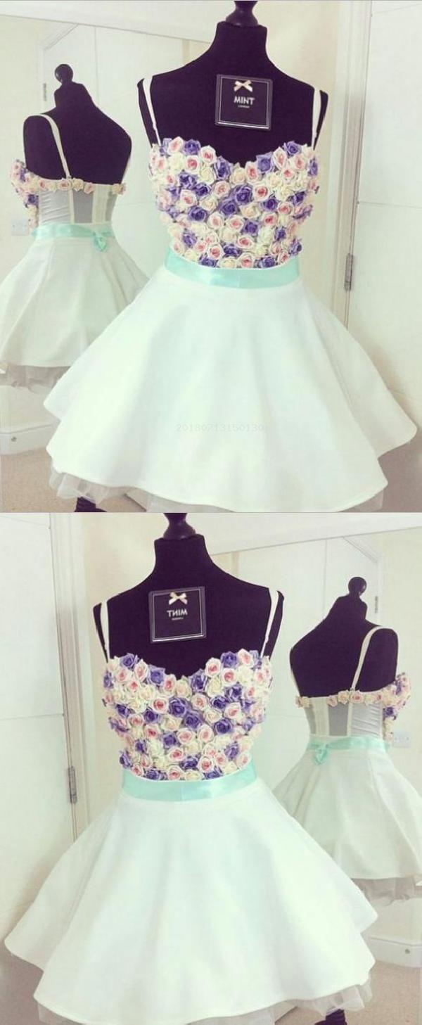 Custom homecoming dress homecoming dress sleeveless