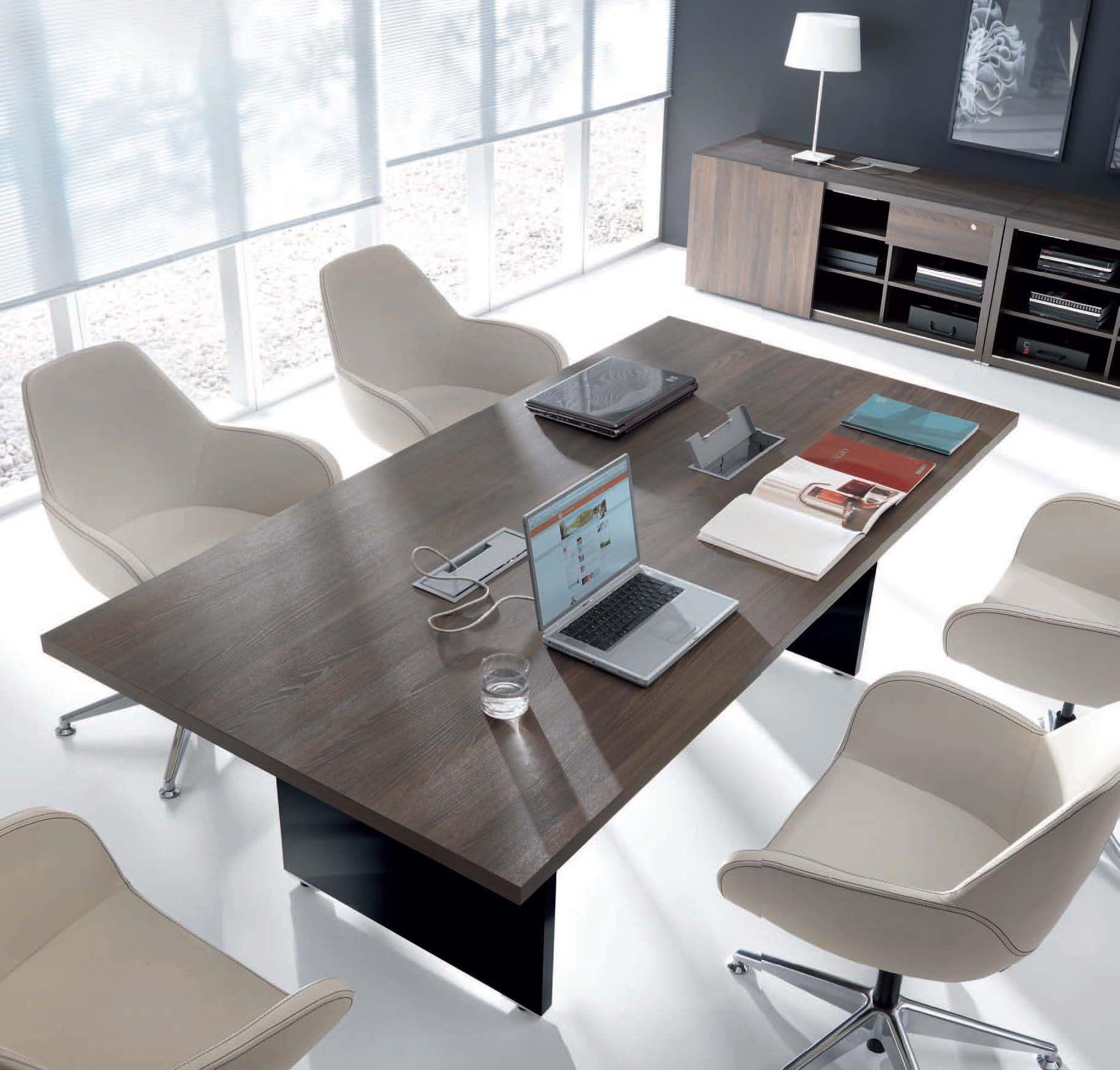 Mesa de reunión Mito de Simone Bernocchi | Furniture | Pinterest