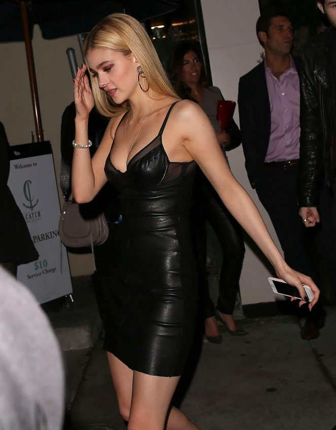 bba60b671 Nicola Peltz - Night Out at Catch LA in West Hollywood