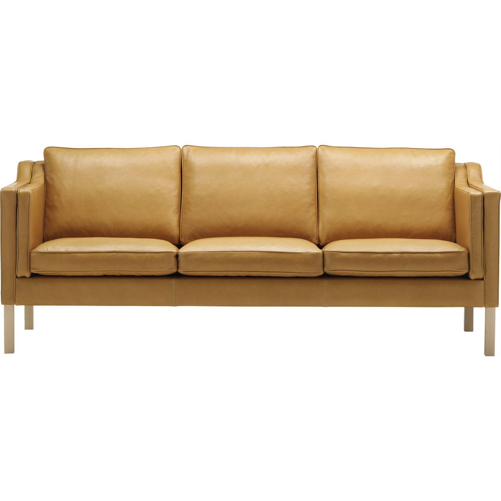 Andreas Engesviks sofa Tiki fra Fogia er like behagelig ¥ sitte