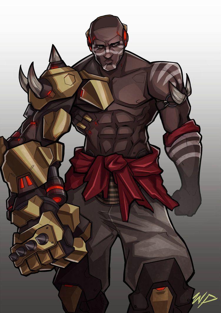 Doomfist By Puekkers Overwatch Doomfist Overwatch Overwatch Fan Art