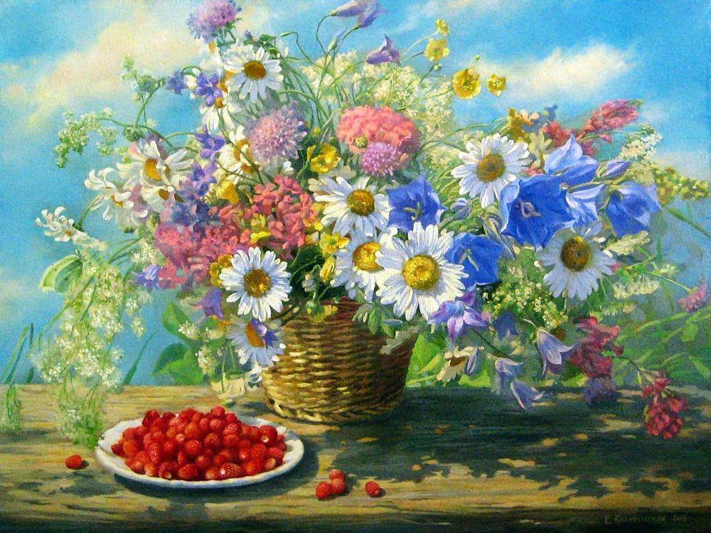 (41) Одноклассники | Краска, Искусство, Живопись фруктов