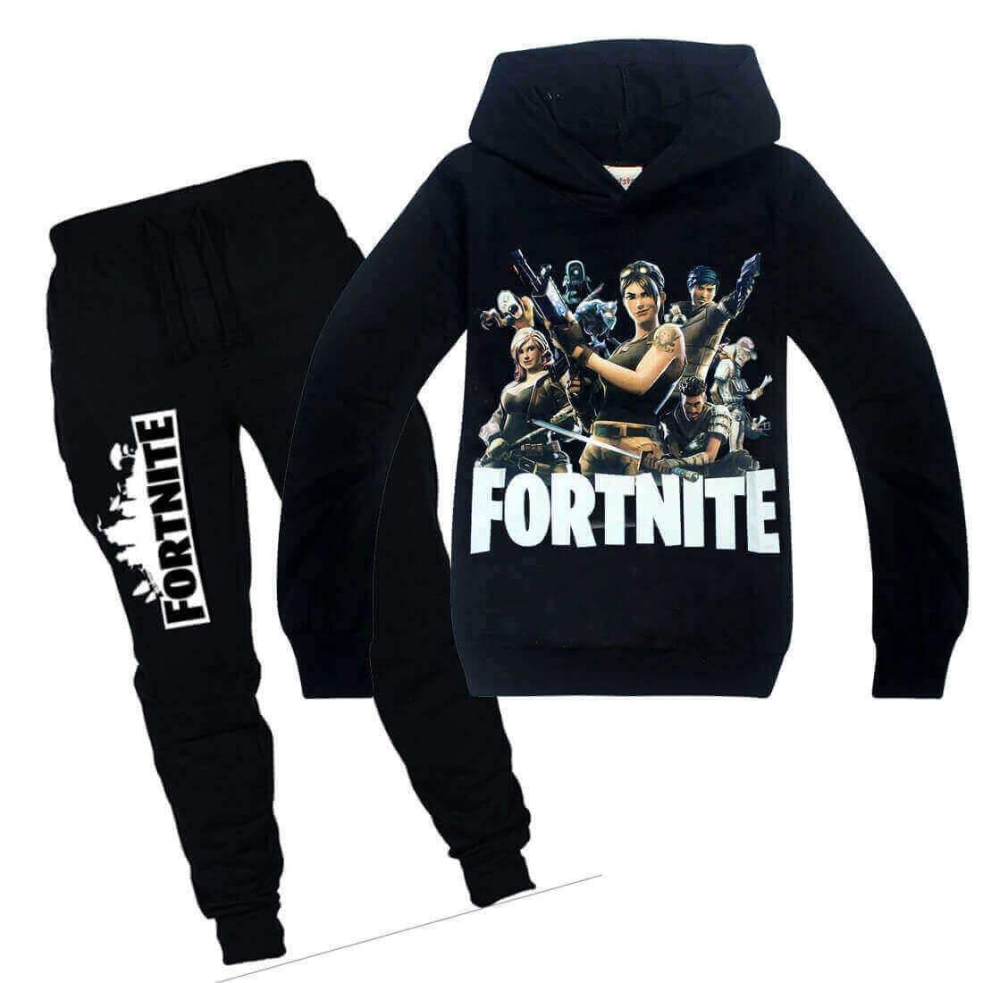 94913b321 Fortnite Children s T Shirt Hoodies Sets in 2019