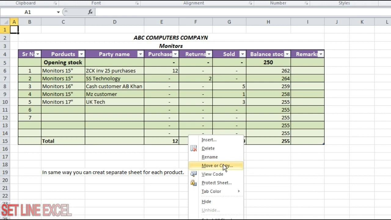 How To Maintain Stock In Excel Inventory Management In Excel Inventory Management Excel Management Techniques