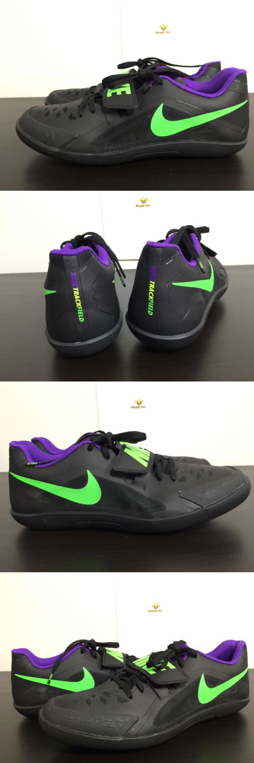 Track and Field 106981: New Mens Nike Zoom Rival Sd 2 Throw Track Shoes Shot