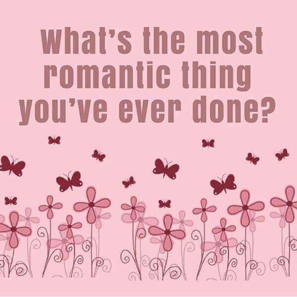 Flirty questions to ask her