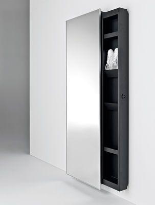Armoire Backstage Miroir 64 X H 192 Cm Horm Dressing Table
