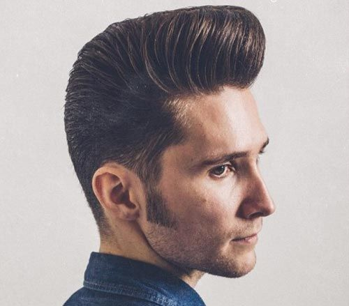 30 Pompadour Haircut Ideas For Modern Men Styling Guide Mens Hairstyles Pompadour Classic Haircut Mens Hairstyles