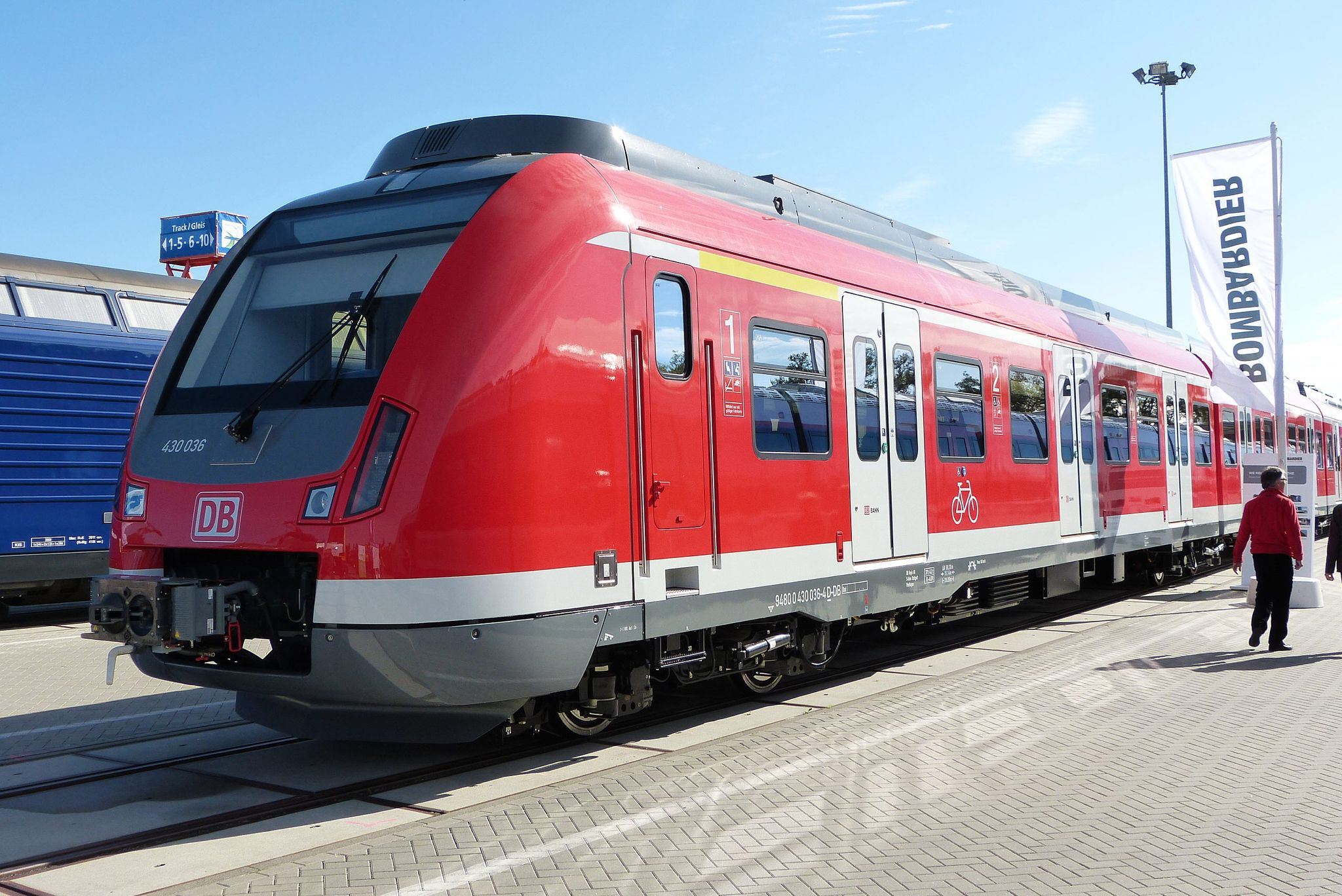 Class 430 Emu Is An Electric Railcar For S Bahn Commuter Networks