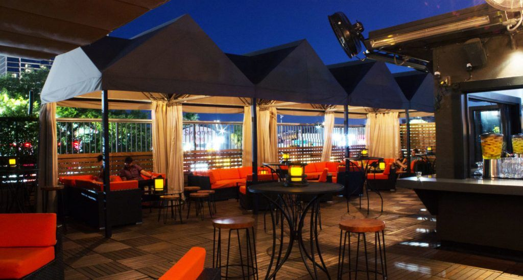 Best Romantic Restaurants In Houston For Your Next Date Night Candle Night Dinner Houston Romantic Roof Top Restaurants In Houston In 2020 Romantic Restaurant Candle Night Dinner Best Rooftop Bars