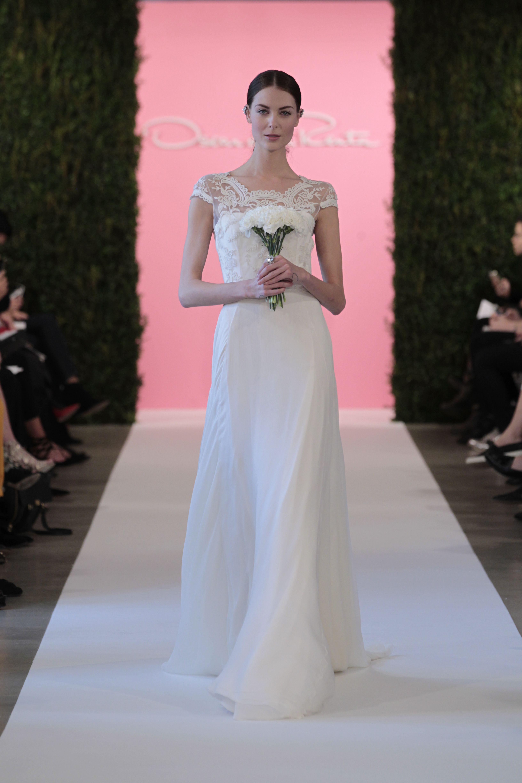 Robe de mariée Oscar de la Renta, Cornelia. Modèle d\'exposition ...