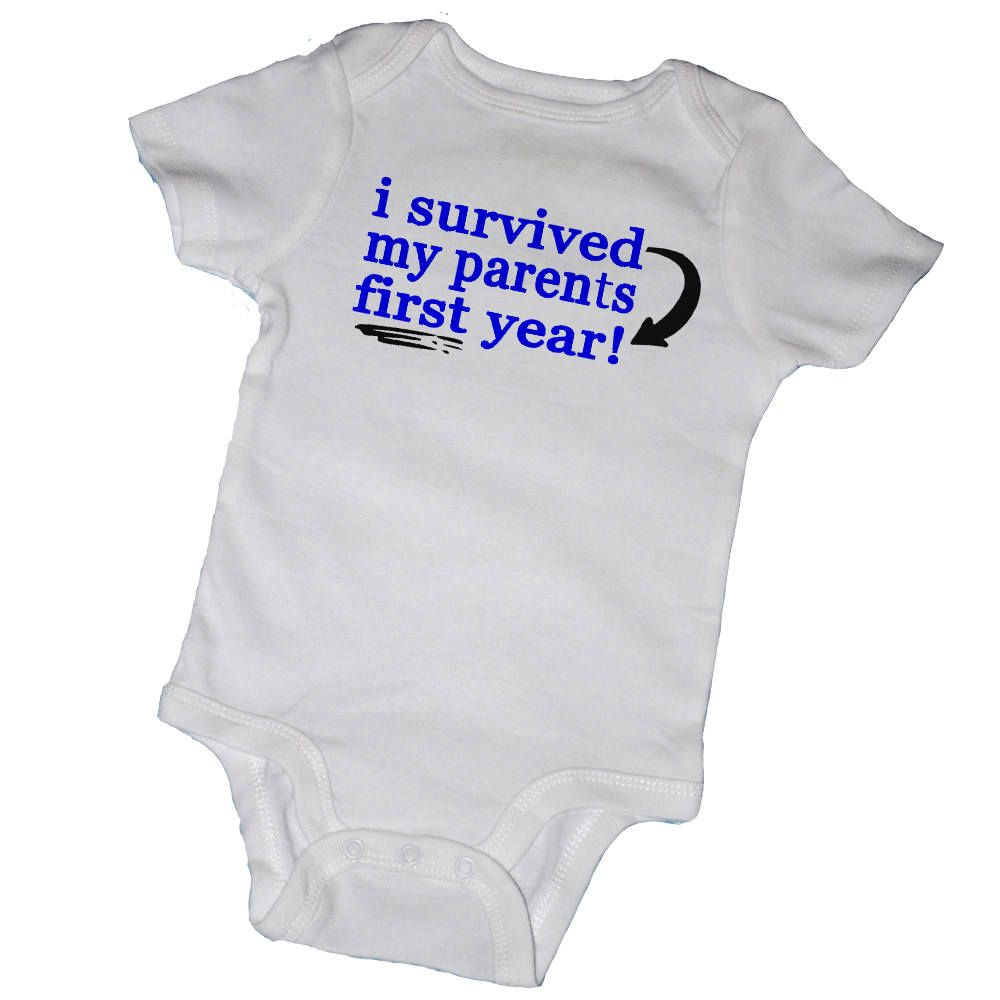 Baby First Birthday Shirt For Parents