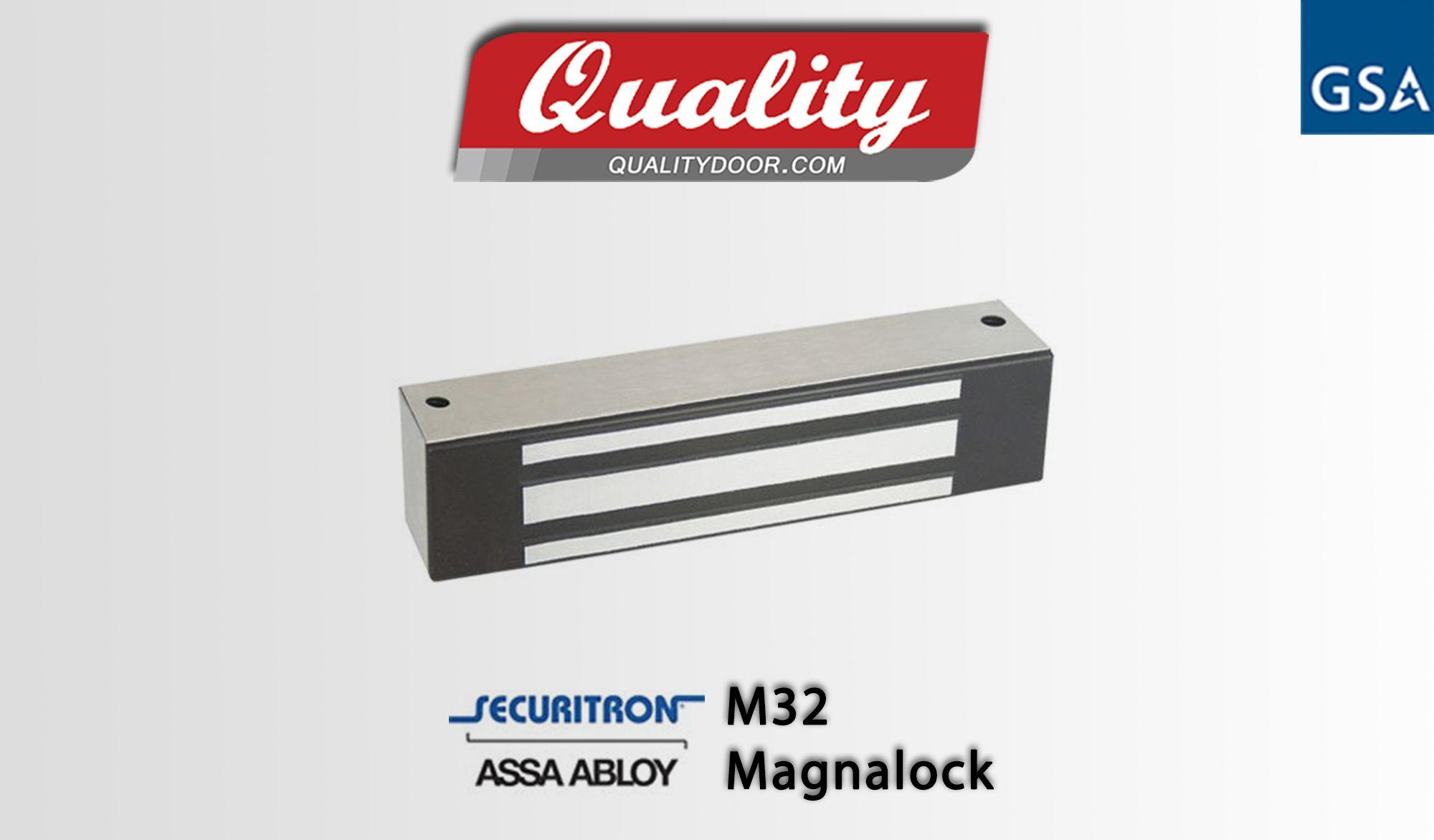 Securitron M32 Magnalock Healthcare Design Electromagnetic Lock Nyc Construction