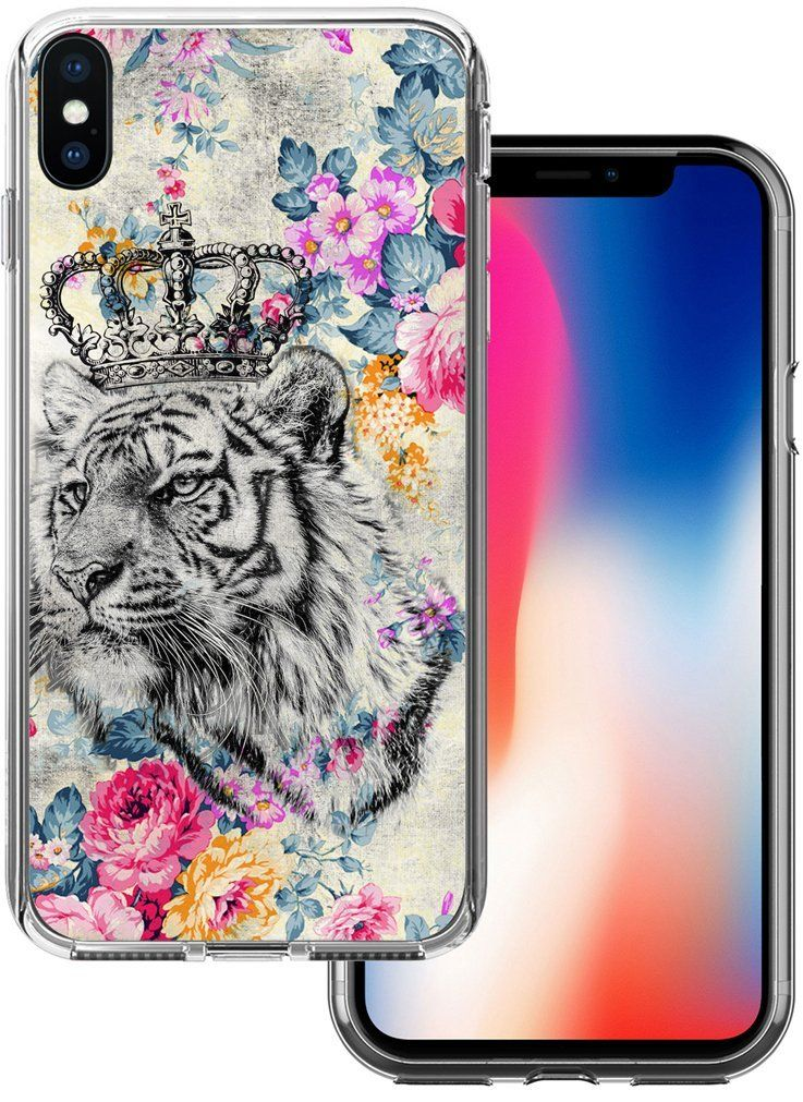 best service 7e56f 888d7 Iphone X Case Tiger - CCLOT Iphone X Cover Iphone 10 2017 Protective ...