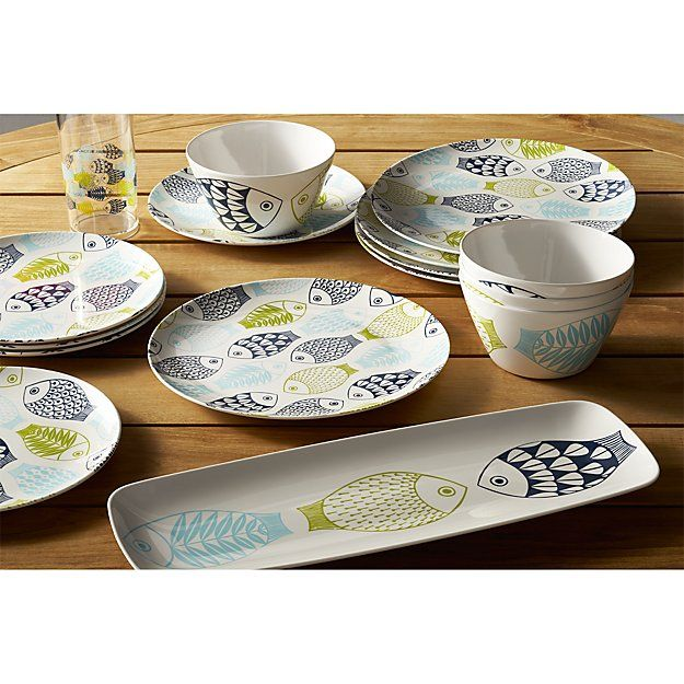 Find Everything You Need For Outdoor Dining At Crate And Barrel. Browse  Melamine Dinnerware,