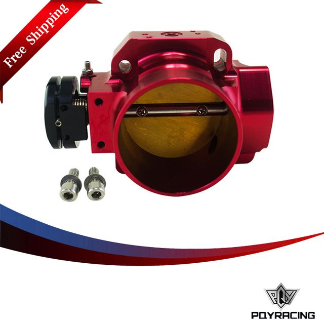PQY RACING Free Shipping- THROTTLE BODY For 90-01 ACURA