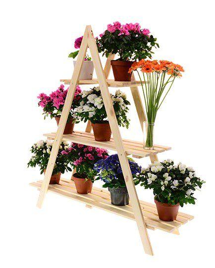 Stojak Na Kwiaty Diy Plant Stand Plant Stand Diy Plants