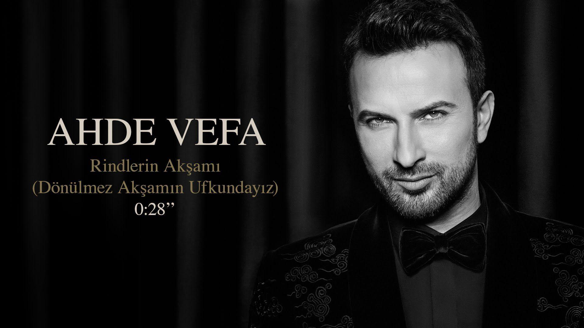 Tarkan Ahde Vefa Albumu Alaturka Online Op Beni Sarkilar Muzik