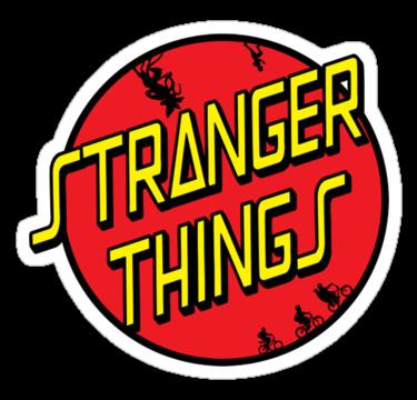 Stranger Things Pegatinas Pegatinas Imprimibles Fondos De Pantalla Chidos