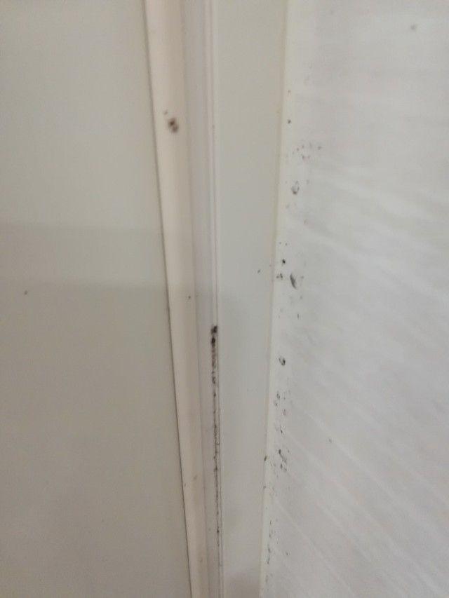 浴室が気持ちいい ユニットバスのパッキンに根付いた黒カビを確実に