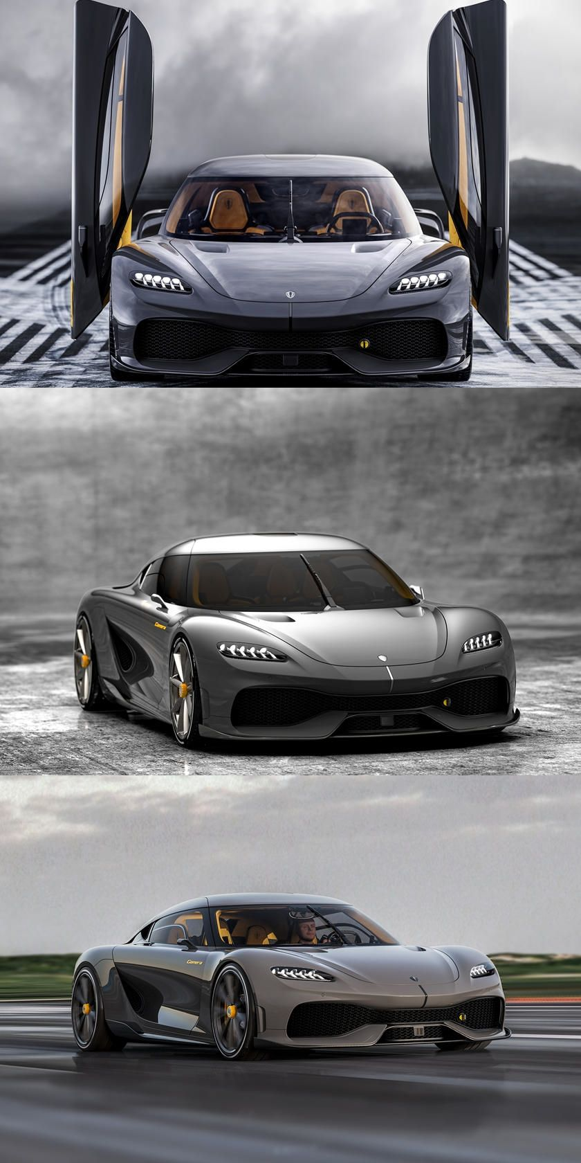 Koenigsegg Gemera Has A Crazy Price Tag But It S Technically The Cheapest Car In Koenigsegg S Lineup In 2020 Koenigsegg Super Cars Sports Cars Luxury