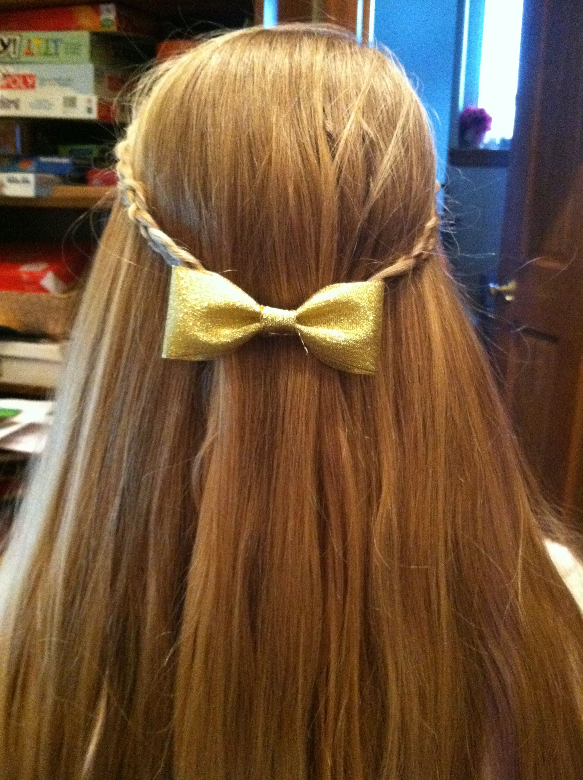 39++ Little girl hairstyles with bows inspirations