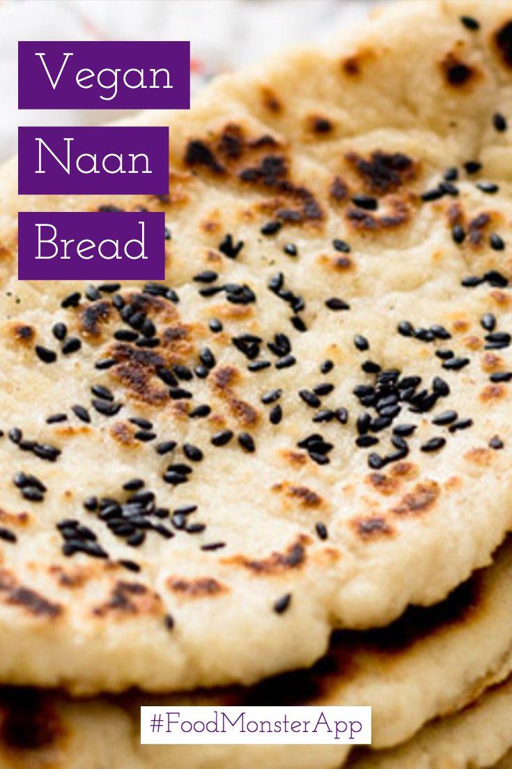 Naan Bread Vegan Gluten Free In 2019 Vegan Bread