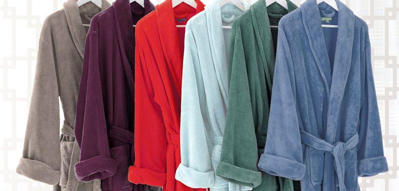 My robe from Oprah's favorite things