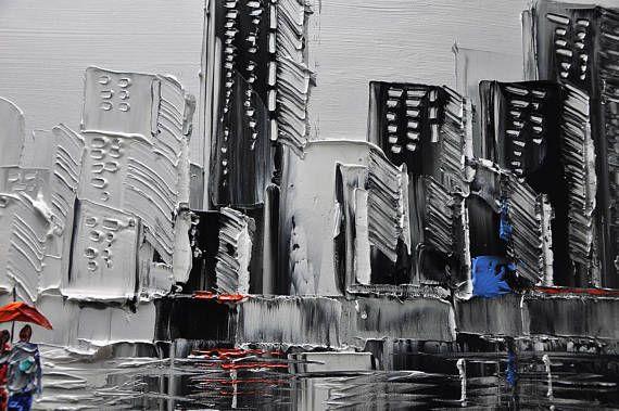Un nouveau type de la peinture abstraite mur Cette peinture est sans - preparer un mur pour peindre