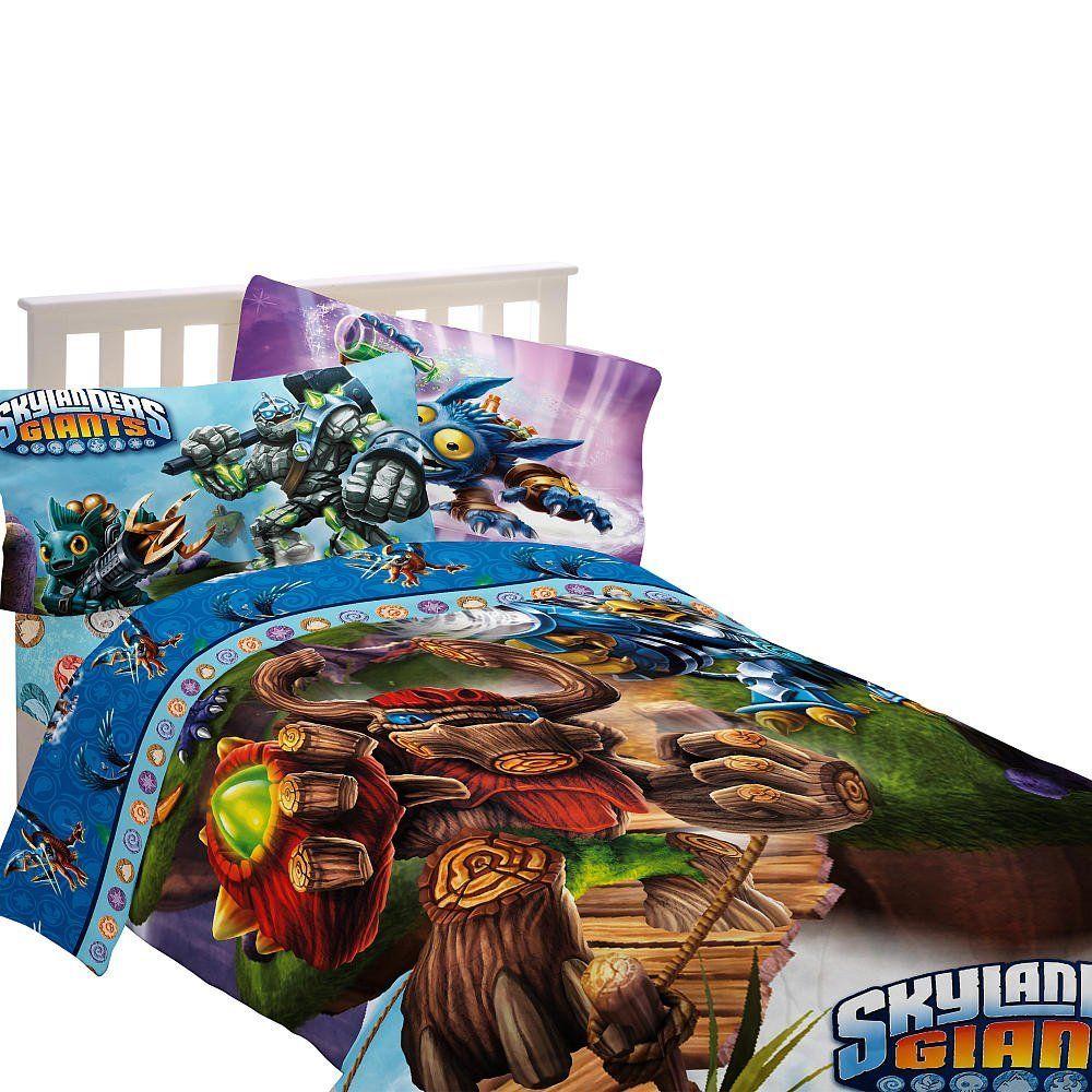 Skylanders Bedding Full Size Comforter Full Comforter Sets