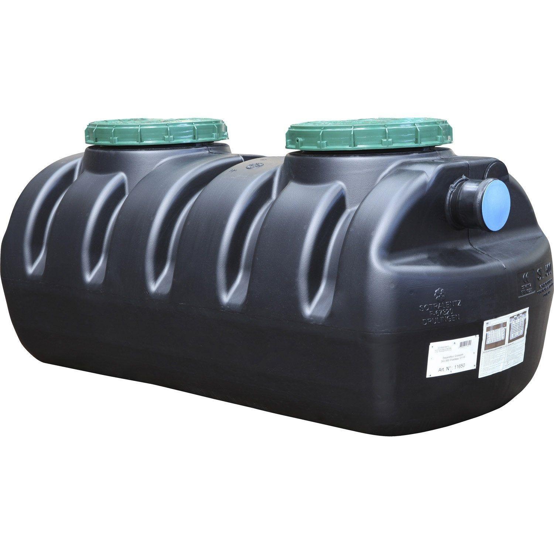Bac Degraisseur En Polyethylene Sotralentz 500 L Bac Polyethylene Et Produits