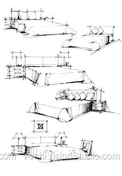 Pen And Ink Drawing Tutorial Architectural Sketches