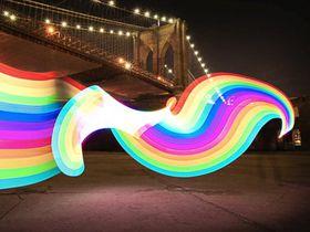 Pixelstick LED 光棒,用 198 個 LED 燈玩創意長曝光繪影像 | T客邦 - 我只推薦好東西