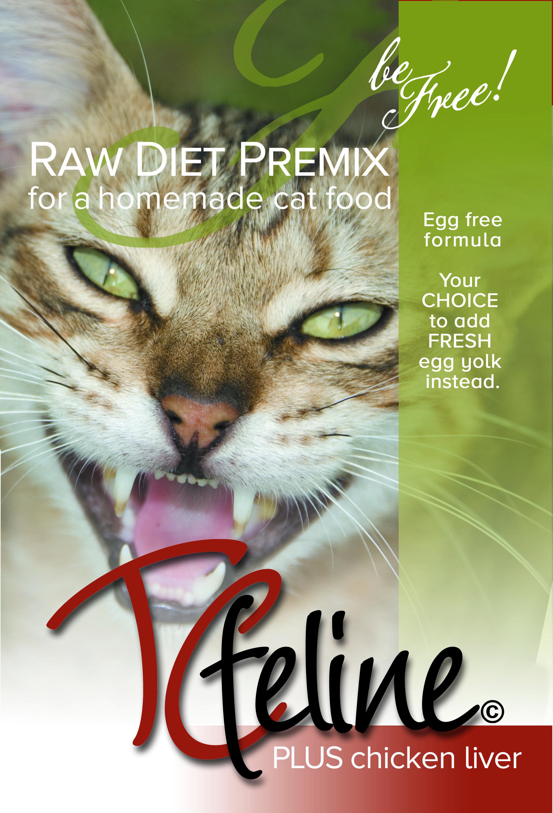 Tcfeline premix with chicken liver a powder supplement to add to cat tcfeline premix with chicken liver forumfinder Choice Image