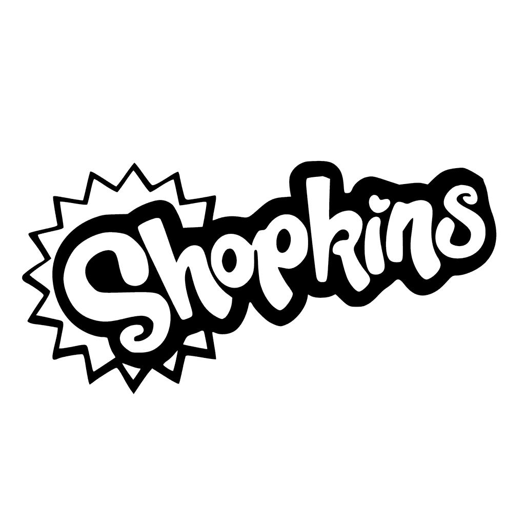 Shopkins Season 7 Logo Coloring Page Sewing Logo Shopkins Season 7 Shopkins