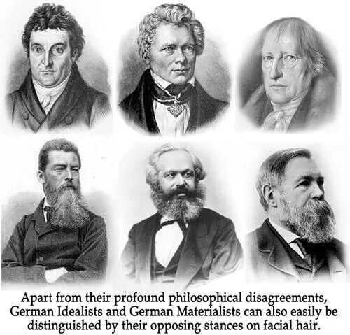 Dialectical beardism')
