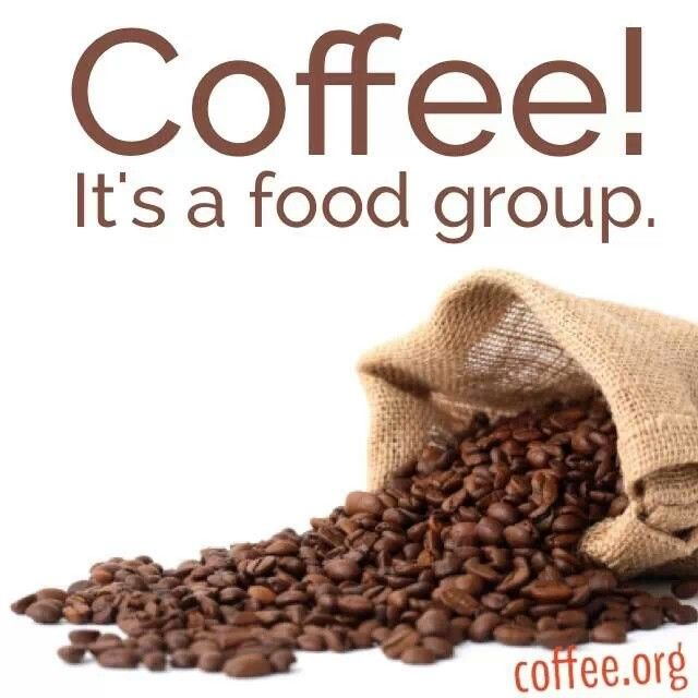 Coffee It S A Food Group It All Started With A Bean Coffee Beans Coffee Shop Business Plan Coffee Love