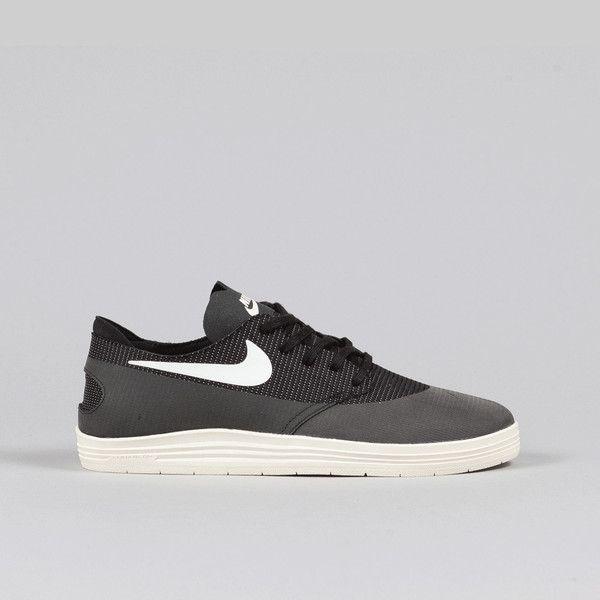 info for eb668 d4dfd ... Nike SB Lunar Oneshot Black Ivory ...