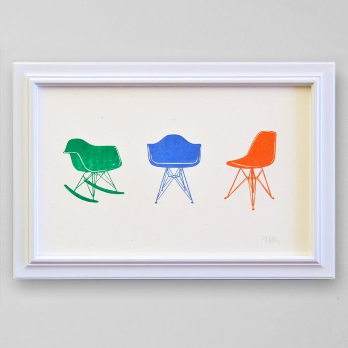 Design it Together - Eames Chairs