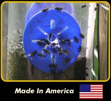 """Combo Pack for Wasp/Hornet and Fly Traps   Best Selling Combo 12-Pack of Fatal Funnel's """"KILLER"""" Patented Wasp/Hornet Traps and Fly Traps   http://fatalfunnel.info"""