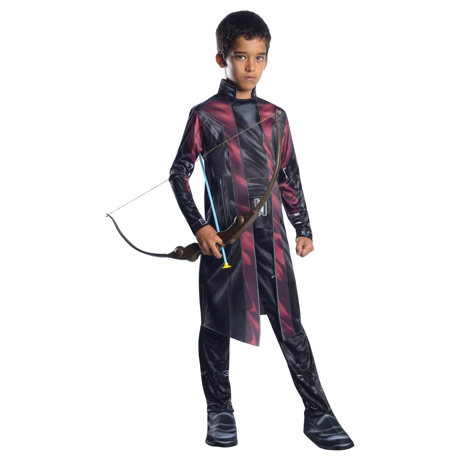 Captain America Civil War: Kids Hawkeye Costume | Captain ...
