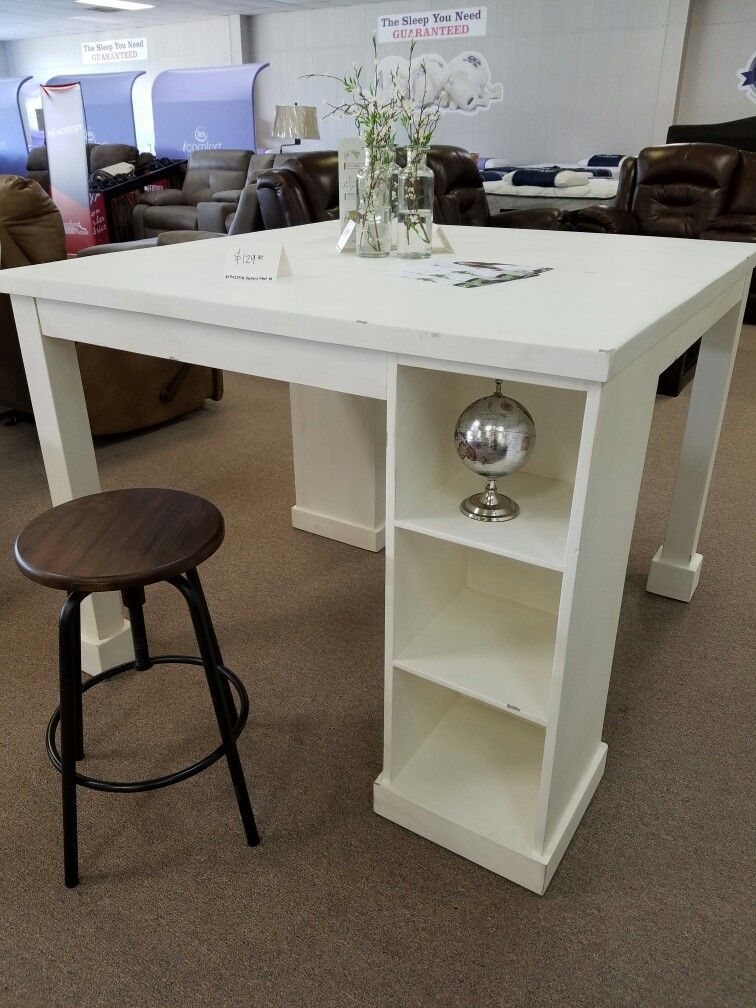 Magnolia Furniture At The House In Carrollton That Sweet Craft Table