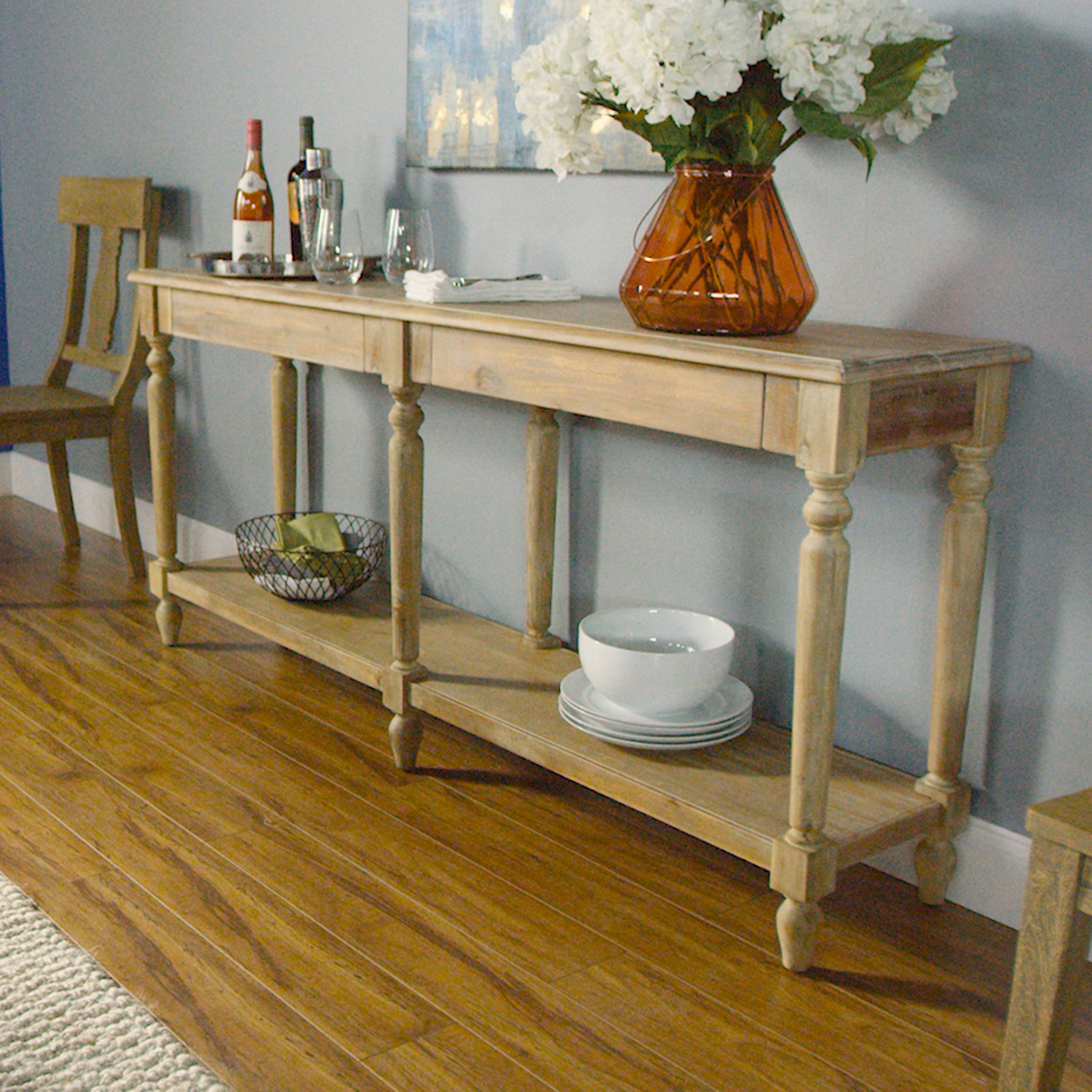 Everett Foyer Table Farmhouse Console Table Foyer Table Decor Foyer Decorating