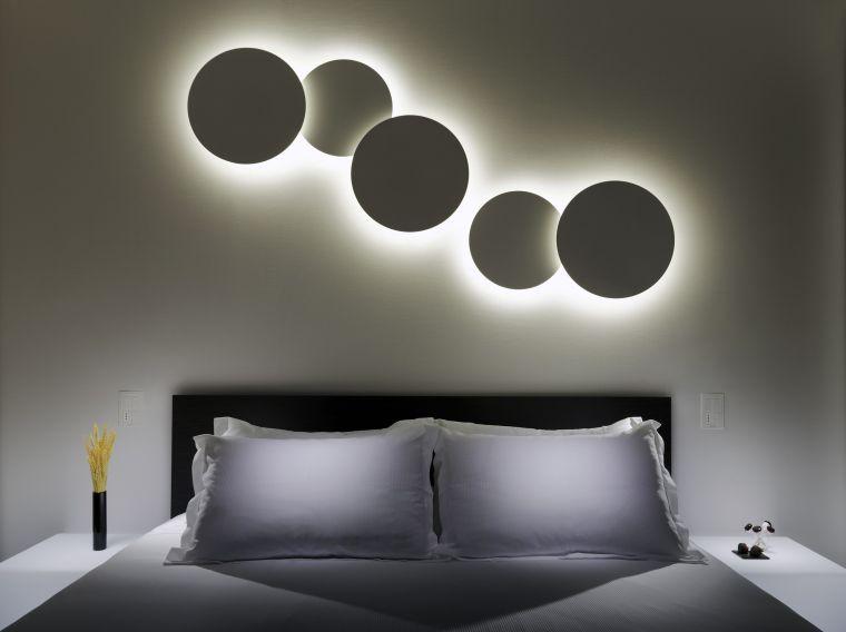 Éclairage indirect - idées luminaire ambiance pour l'intérieur