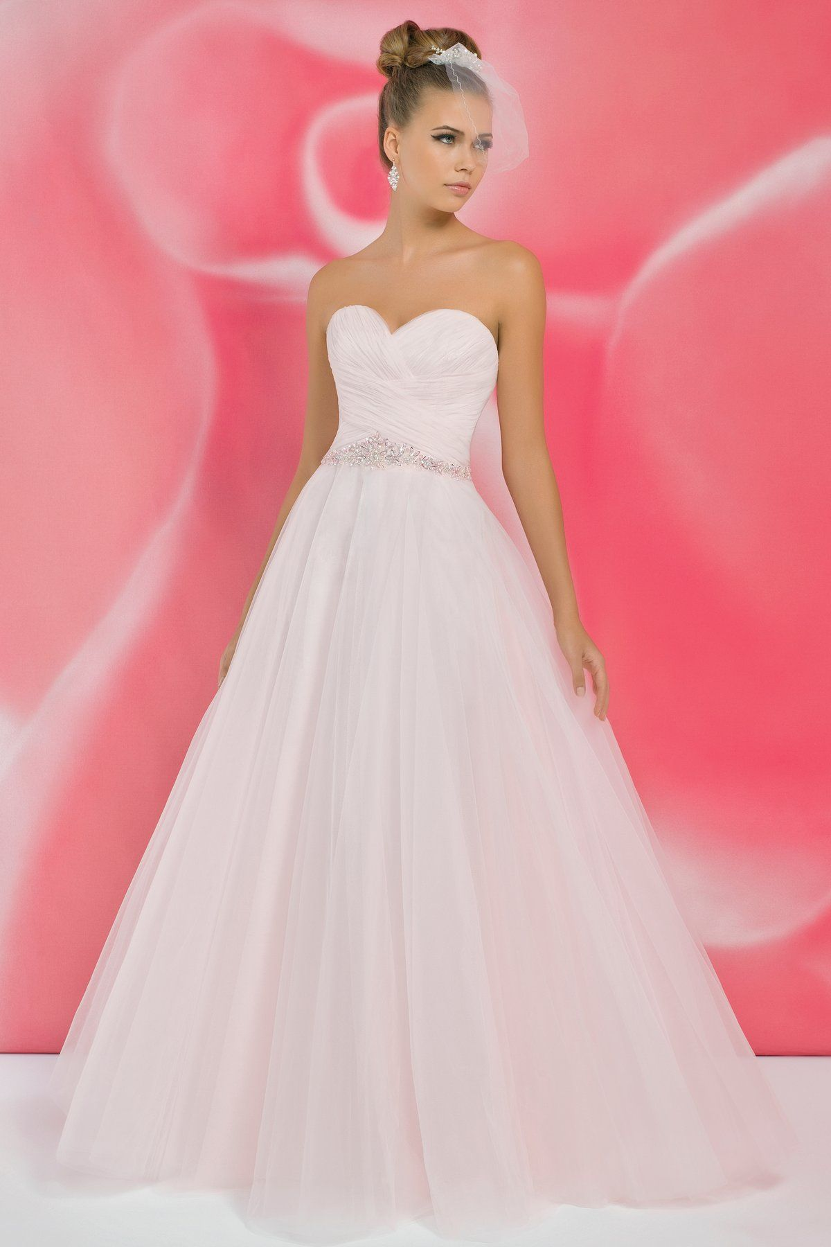 Style *I105 » Wedding Dresses » Ivory Collection » Pearl Bridals ...